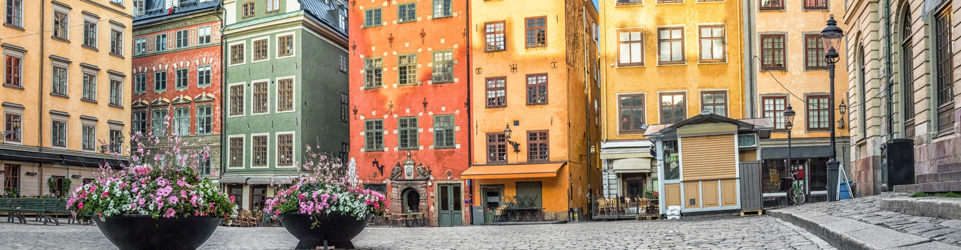 Stockholm, Sweden: The City of Cleanliness