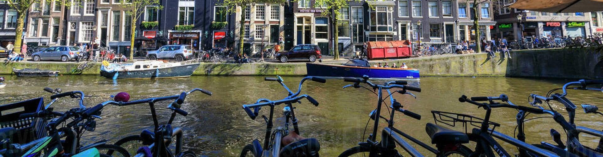 Amsterdam, Netherlands: The City of Bikes