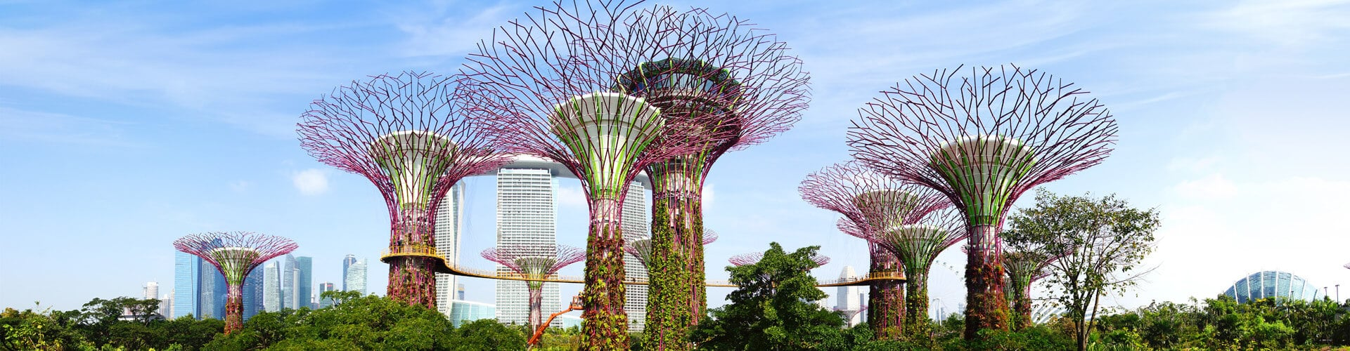 Singapore, Asia: The Greenest City in Asia